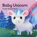 Baby Unicorn: Finger Puppet