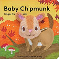 Baby Chipmunk: Finger Puppets