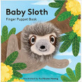 Baby Sloth: Finger Puppet