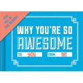 Why You're So Awesome Fill in the Love Journal (Fill-in-the-Blank Journal)