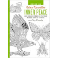 Colour Yourself to Inner Peace Postcard Book
