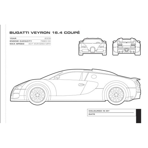 Car Colouring Book