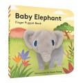 Baby Elephant: Finger Puppet