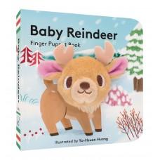 Baby Reindeer Finger Puppet