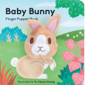 Baby Bunny: Finger Puppet