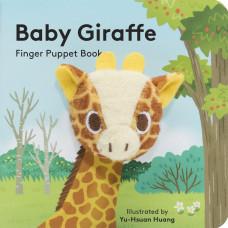 Baby Giraffe: Finger Puppet