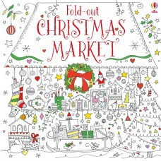 The Fold out Christmas market to Colour