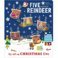 Five Little Reindeer