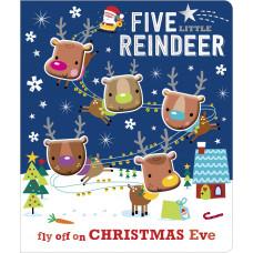 Five Little Reindeer