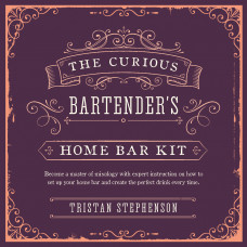 The Curious Bartender's home bar kit